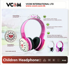 Best Kid Stereo Headphone China Wholesale Price