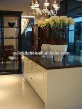 2014 Popular Moulded PVC Kitchen Cabinet Door