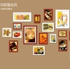 Family design to High Quality 11P set shadow box wholesale