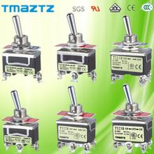 CE RoHS 15A 250VAC mini auto toggle switch pcb