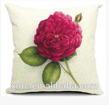 Ikea Simple Cotton Hemp Home Sofa Hand Pillow
