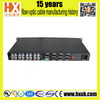 Hot selling cctv fiber optic transmitter receiver video transmitter receiver