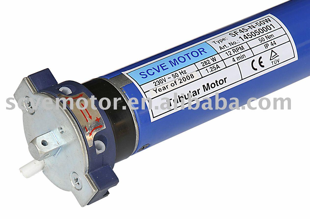 Tubular Motor Rolling Shutter Motor View Tubular Motor