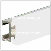Green slide UHMWPE plastic chain guide strip in China