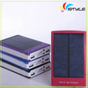 13800 solar battery charger for mobile phone with dual usb