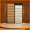 wall shoe shelf display/shoes display shelf/display shoes rack shelf