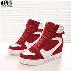 casual shoes sneakers,women high heel sneakers shoes,wedge women high heel sneakers shoes