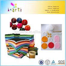 handmade diy felt suppliers& manufactures