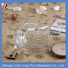 Long Run double wall glass coffee cup