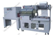 L bar sealer and heat shrink film wrapping machine(CE) from Shenzhen manufacturer
