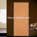 projeto popular de madeira compensada do folheado porta