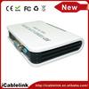 Low price VGA to HDMI Converter, 1080p VGA to HDMI Converter box converts VGA and audio to HDMI for tablet & pc