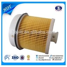 Round Hole Shape Usage oil filter element