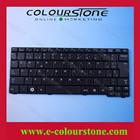New arrival for samsung N148 N150 N158 NB20 NB30 series laptop keyboard Teclado Black Spanish version