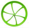 electric family cargo bike wheels