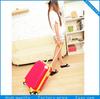 China abs pc printed luggage polo travel bag