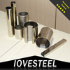 Iovesteel flexible hose for auto exhaust hollow rectangular tube