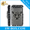Wholesale for iPhone 3GS Case, Luxurious Leopard Rhinestone Case Cover for iPhone 3GS 3G