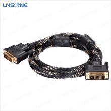 15m mini dvi to vga cable for Projector monitors
