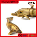33cm 42cm delfín talla de madera