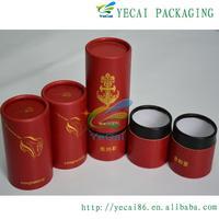 strong paper tube for kaleidoscope with custom logo