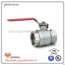 long stem ball valve