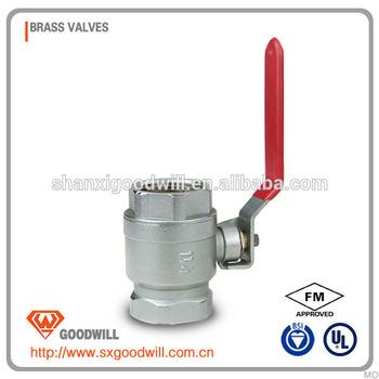 long stem valve