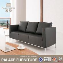 popular PU leather dewan sofa italian sofa manufacturer brushed leather sofa