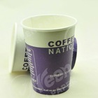 cold drink paper cup, cow drinking cup