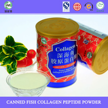 export singapore Wholesale beauty supply natural tin can collagen hydrolysate