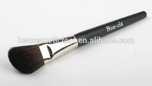 Natural hair blush brush