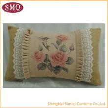 china hot sale decorative plush baby cushion