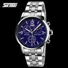 3ATM King Quartz Japan Movement Stainless Steel Watch
