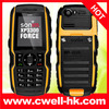 Sonim XP3300 Force rugged waterproof cell phone 2.0 Inch Gorilla Glass Screen 2.0MP Camera JAVA And Multi-languages