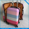 2013 ABS+PC hard shell decent travel luggage bags