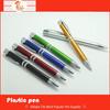 one dollar store beauty items/pens for promotion customer logo plastic promotional pen/cheap logo pens