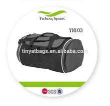 Spalding Tube Medium Sport Bag 600D men travel bag