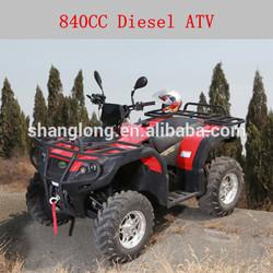 840CC Diesel ATV For Sale