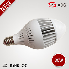 high power 30w/40w/50w e40 luminaire led light bulb
