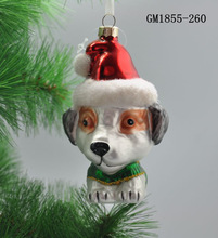 Little Dog Inflatable Outdoor Christmas Decorations 2014