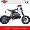Mini Gas Powered Pit Bike In Good Design (DB501A)