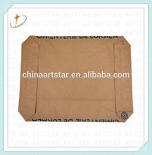 3 Layer kraft paper bag kraft cement bag powder chemical bags