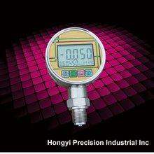 Stainless Steel Case digital pressure gauge Zero Adjustment