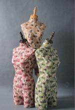 la forma de vestir femenina de visualización cuerpo del torso maniquí de costura maniquí de