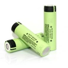 Li-Ion NCR18650B 3.7V 3400mAh Unprotected Rechargeable Battery (Flat Top) for eVic, LavaTube, ProVari, eGo-T battery