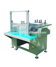 Semi automatic transformer coil winding machine/copper/aluminum wire coil winding/made in China