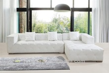 LK-3569 modern leather lounge suite sofa sales