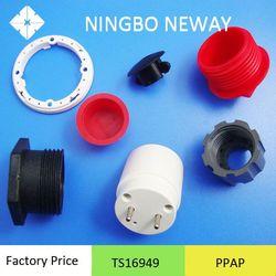 TS16949 factory transparent plastic rainwear