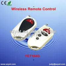 barrier gate decoder remote control YET104G