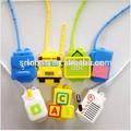 Silicone sanitizer bolso bac titular de ônibus escolar item decorações/distribuidores